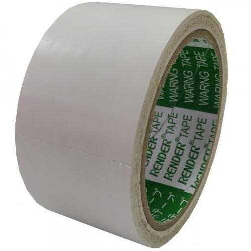 Лента напольная разметочная для разметки пола 3103, 50мм*16,5м, белая
