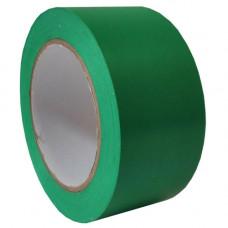 Лента напольная разметочная для разметки пола Globe 2535, зеленая