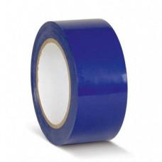 Лента для разметки пола, синяя.