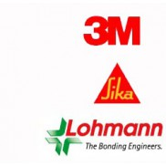 Официальный партнер: 3м, Lohmann, Sika