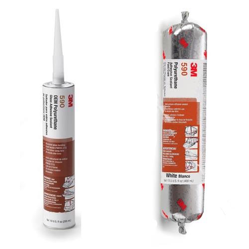 Клей герметик 3м 590 полиуретановый