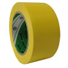 Globe 2535 желтая лента напольная разметочная для разметки пола