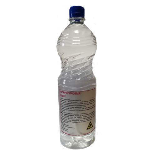 Изопропиловый спирт 1 литр