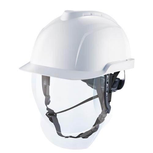Каска защитная V-Gard 950, FasTracIII, без вентиляции. Стандартная каска.
