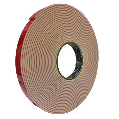 Лента двухсторонняя клейкая SM Сhemie W30, 3 мм *10 м
