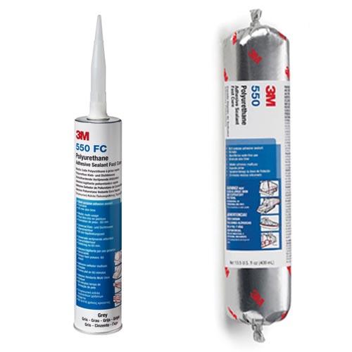 Клей герметик 3м 550FC полиуретановый